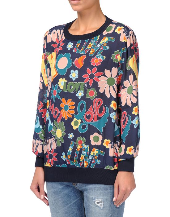 Blouse Woman LOVE MOSCHINO