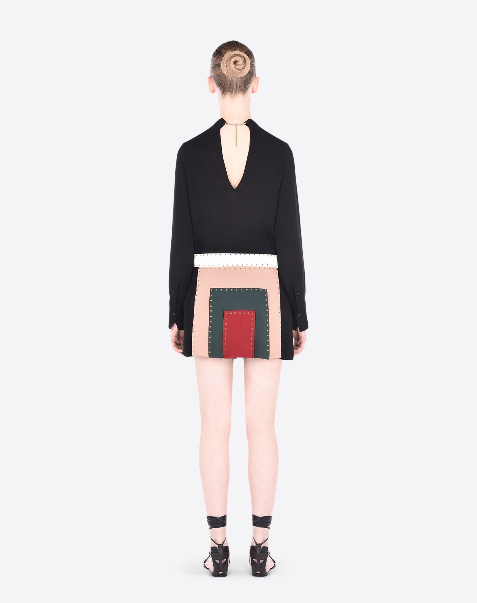 VALENTINO KB0AB04Y1MH 0NO Knitwear, shirts and tops D a