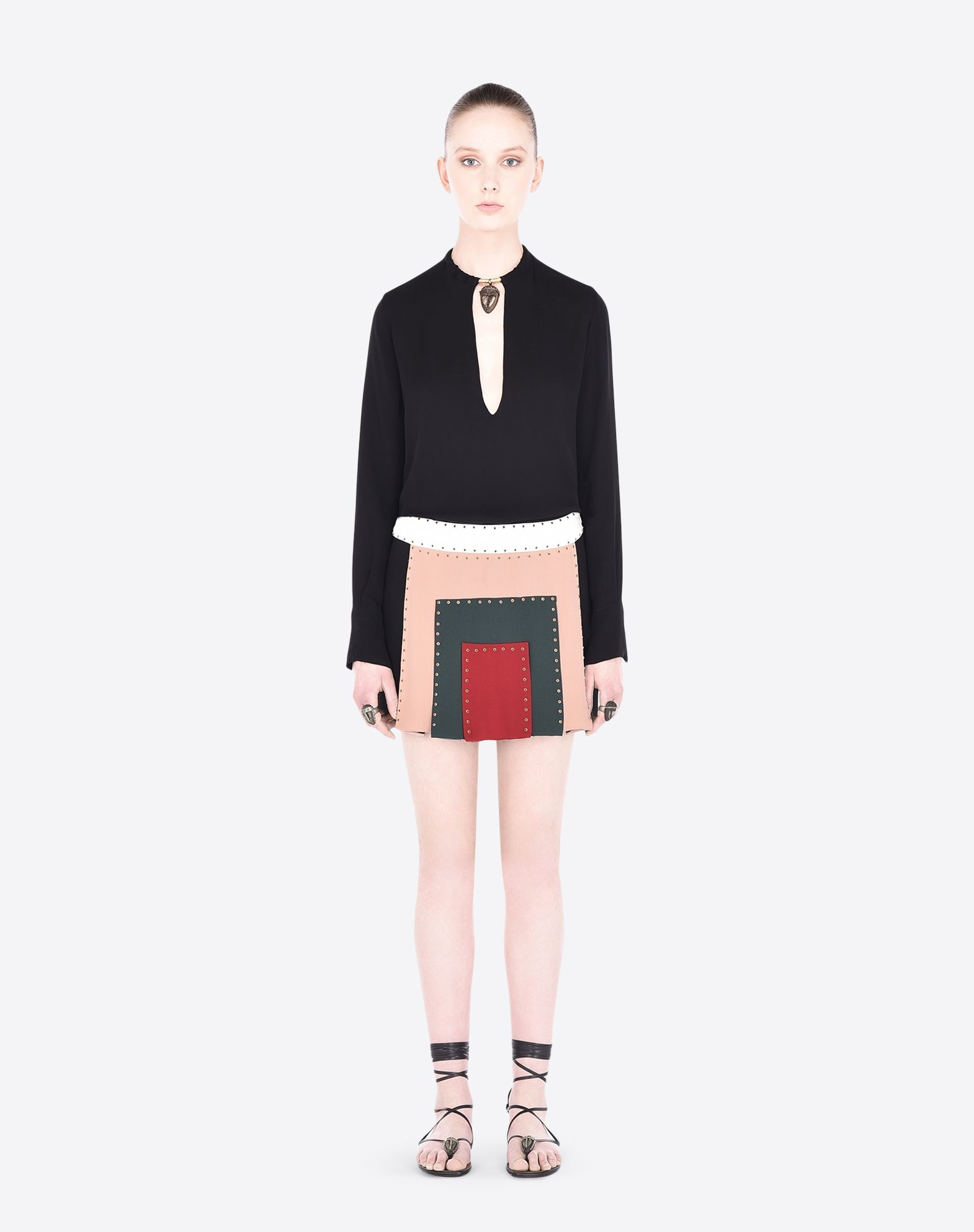 VALENTINO KB0AB04Y1MH 0NO Knitwear, shirts and tops D r