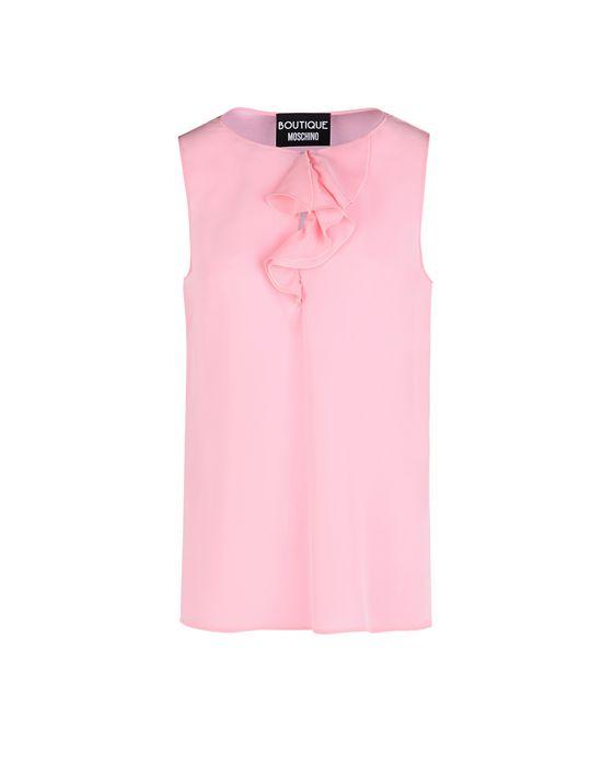 Sleeveless shirt Woman BOUTIQUE MOSCHINO
