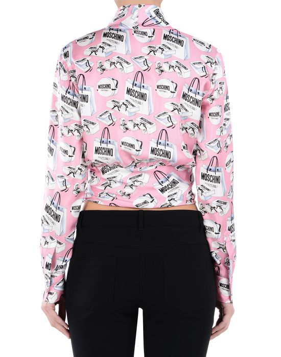 Long sleeve shirt Woman MOSCHINO