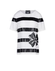 BOUTIQUE MOSCHINO Short sleeve t-shirts Woman f