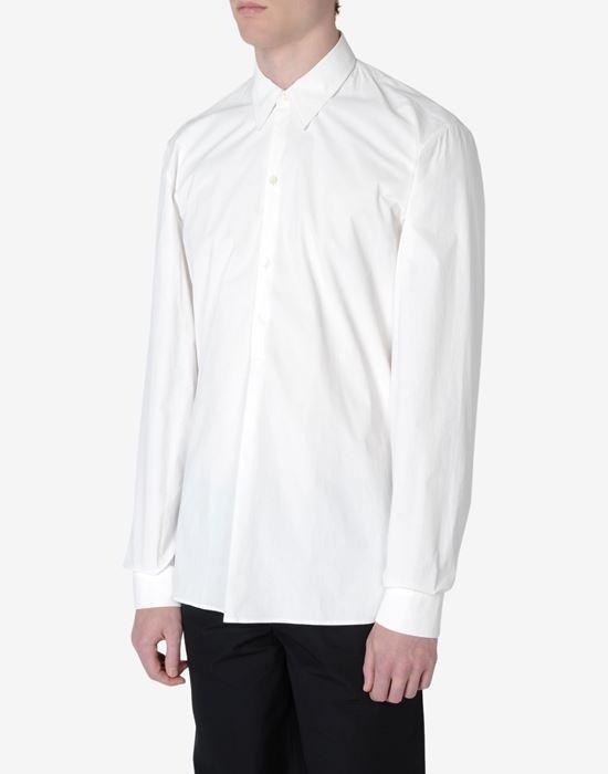 03e693439db79 MAISON MARGIELA 10 Coated cotton shirt Long sleeve shirt       pickupInStoreShippingNotGuaranteed info