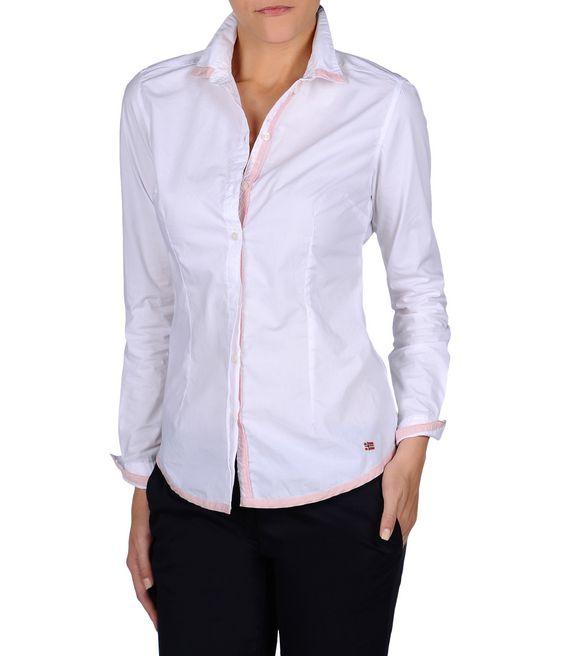 738e884b48d chemise femme napapijri