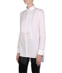 Plastron tunic shirt