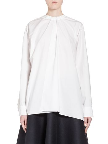 Marni Blouse in soft feel crispy cotton Woman