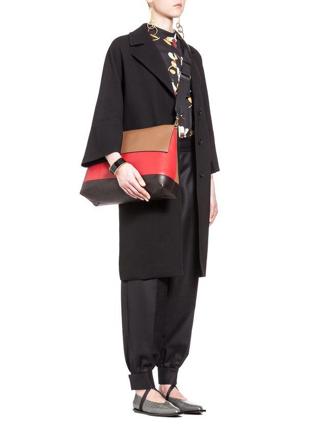 Marni Blouse in silk georgette Distal print Woman - 4