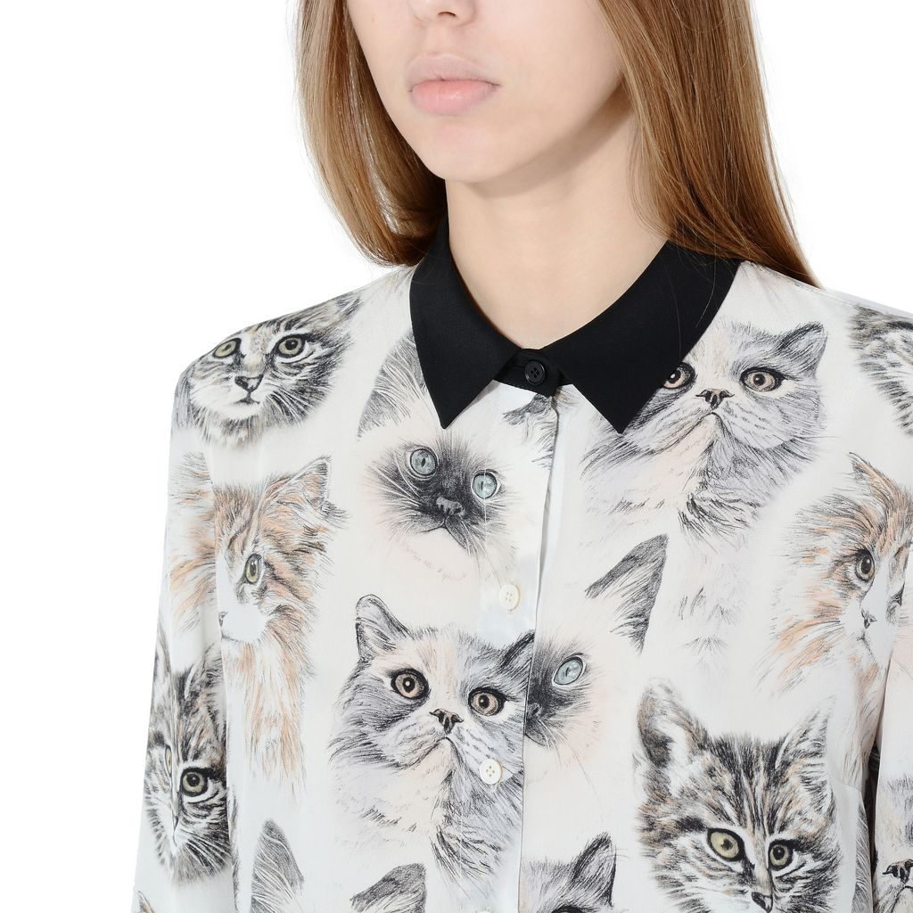 Wilson Shirt - STELLA MCCARTNEY