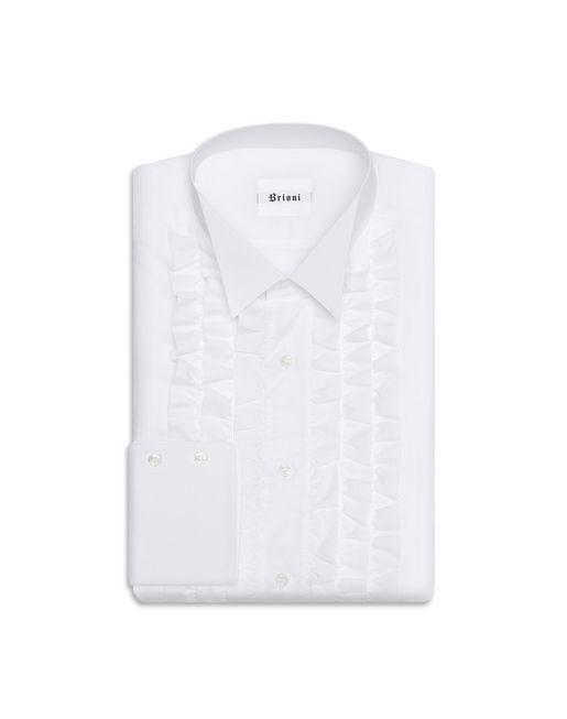 BRIONI Formal shirt U Tuxedo shirt f