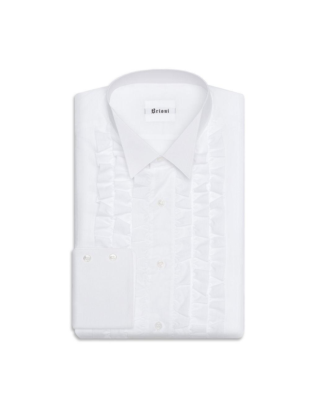 BRIONI Tuxedo shirt Formal shirt U f