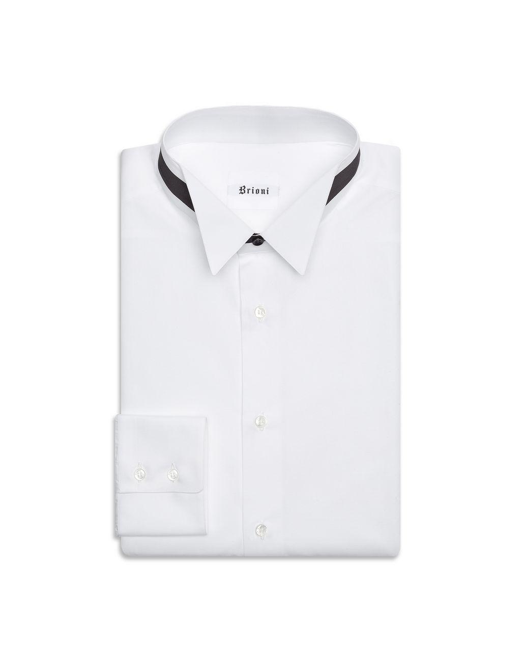 BRIONI Рубашка под смокинг Классическая рубашка U f