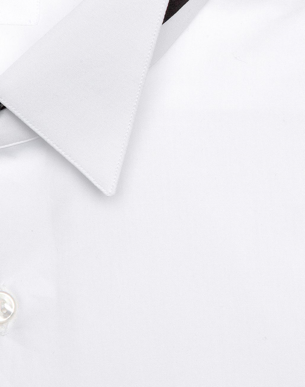 BRIONI Рубашка под смокинг Классическая рубашка U r