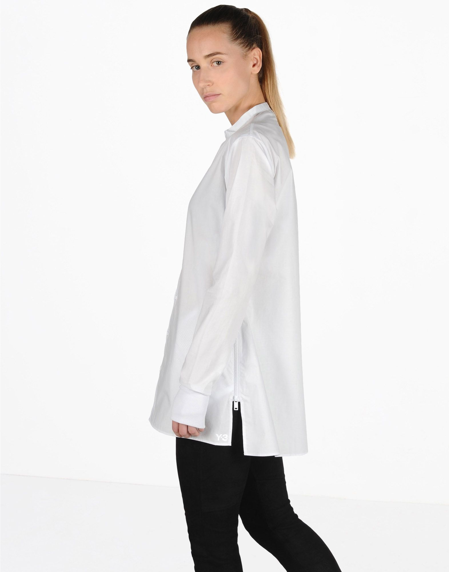 Y-3 CO BUTTON SHIRT SHIRTS woman Y-3 adidas