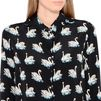 STELLA McCARTNEY Swan Print Wilson Shirt Shirt D a