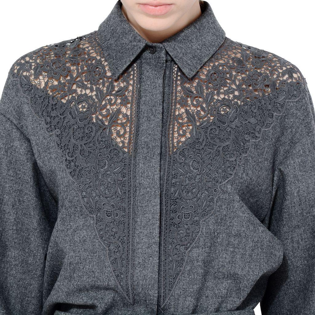 Granite Alaina Shirt - STELLA MCCARTNEY