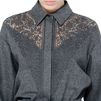 STELLA McCARTNEY Granite Alaina Shirt Shirt D a