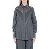 STELLA McCARTNEY Granite Alaina Shirt Shirt D d