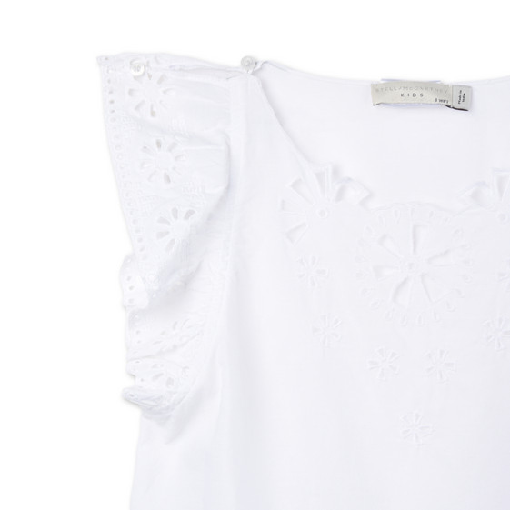 White Artemis Top