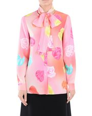 BOUTIQUE MOSCHINO Long sleeve shirt D r