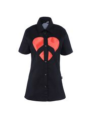 Short sleeve shirt Woman LOVE MOSCHINO