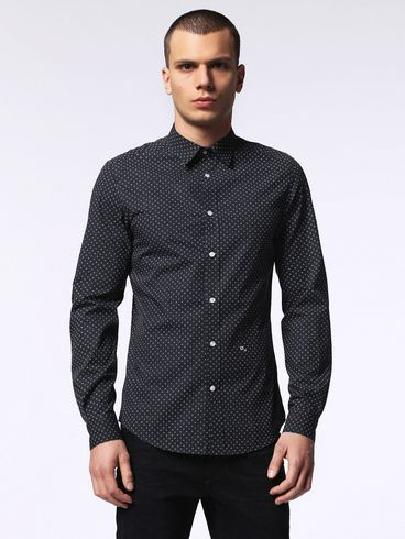 DIESEL S-BLANCA Shirts U f