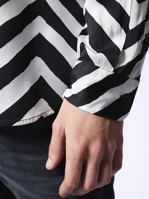 DIESEL S-ELLYSON-ED Shirts U b