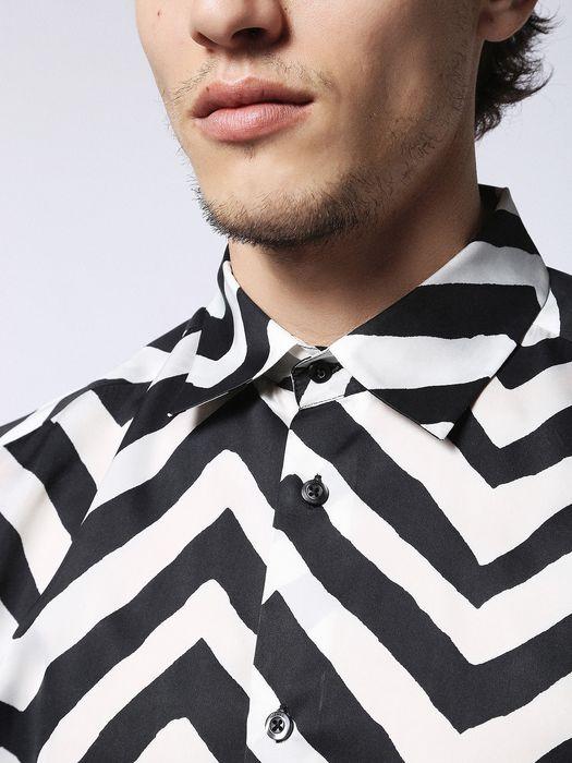 DIESEL S-ELLYSON-ED Shirts U d