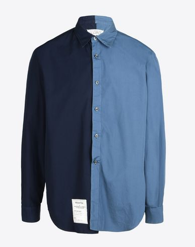 MAISON MARGIELA 14 Long sleeve shirt U 'Re-edition' loose fit shirt f
