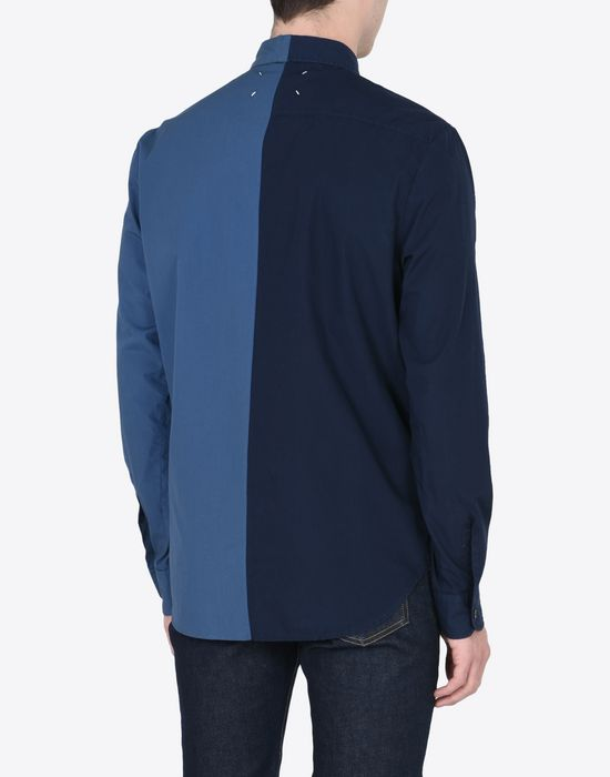 MAISON MARGIELA 14 'Re-edition' loose fit shirt Long sleeve shirt U e