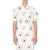 STELLA McCARTNEY MEN Psychedelic Flower Print Shirt Men Shirts U d