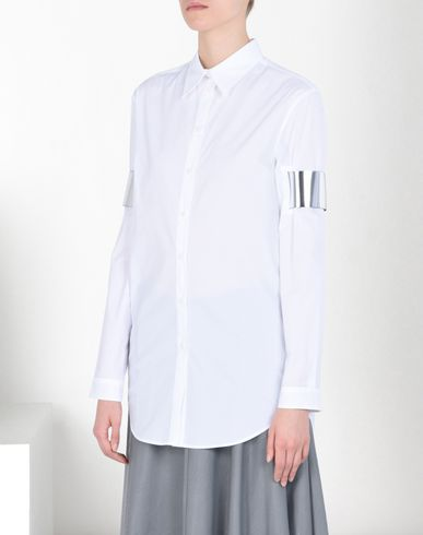 MM6 by MAISON MARGIELA Long sleeve shirt D Bracelet effect shirt f