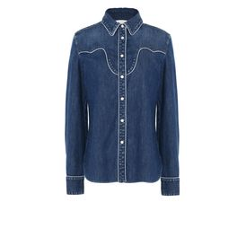 STELLA McCARTNEY Shirt D Rowan Denim Shirt f