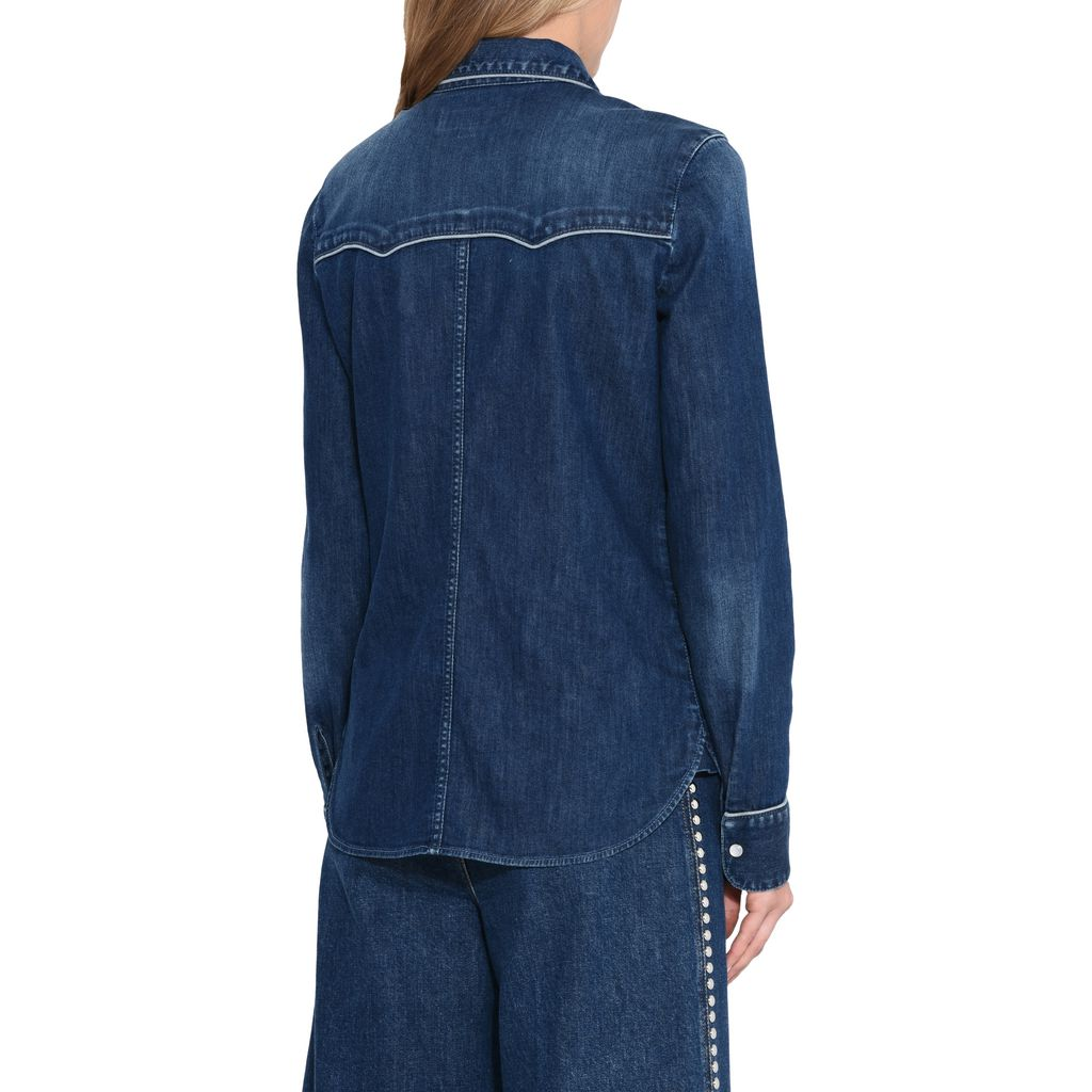 Rowan Denim Shirt  - STELLA MCCARTNEY