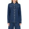 STELLA McCARTNEY Rowan Denim Shirt Shirt D d