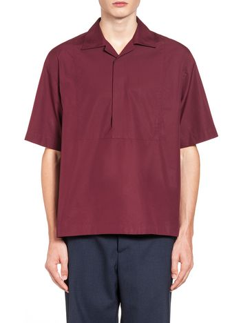 Marni Polo shirt in twisted cotton Man