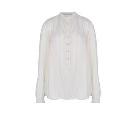 STELLA McCARTNEY Shirt D Eva Shirt in Striped Satin f