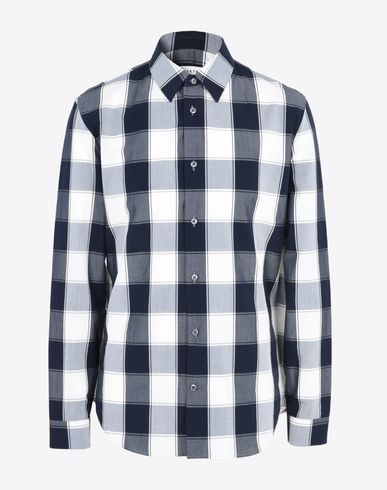 MAISON MARGIELA 14 Long sleeve shirt U Macro-checks shirt f