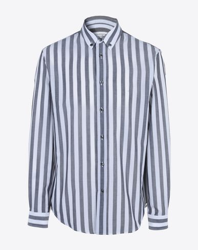 MAISON MARGIELA 14 Long sleeve shirt U Wide stripes shirt f