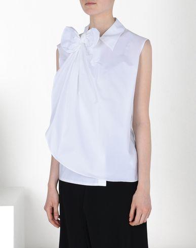 MM6 by MAISON MARGIELA Sleeveless shirt D Sleeveless cotton shirt f