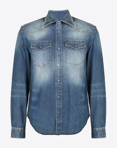 MAISON MARGIELA 10 Denim shirt U Denim shirt f