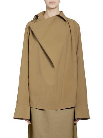 Marni Runway blouse in rainproof polyester  Woman