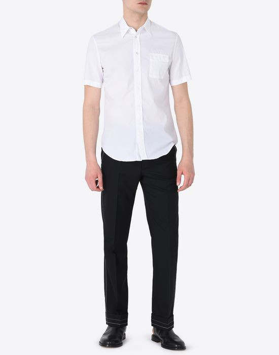 MAISON MARGIELA Short sleeves shirt Short sleeve shirt U d