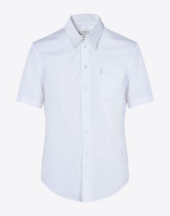 MAISON MARGIELA Short sleeves shirt Short sleeve shirt U f
