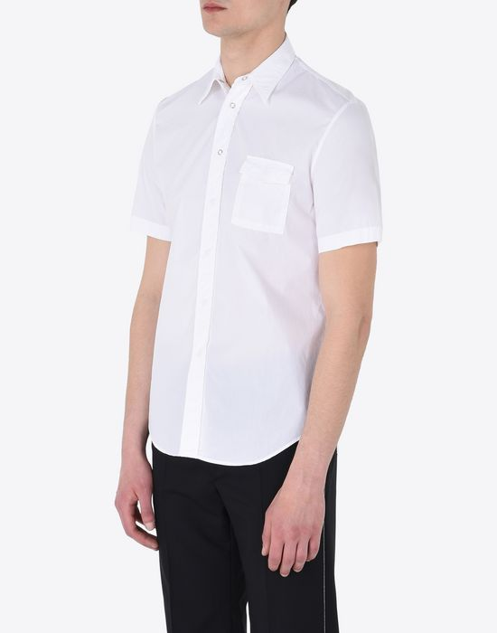 MAISON MARGIELA Short sleeves shirt Short sleeve shirt U r