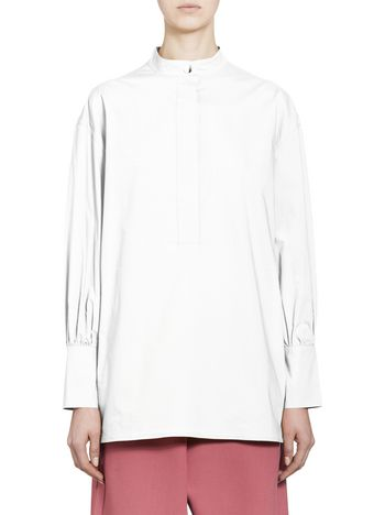 Marni Cotton poplin blouse Woman