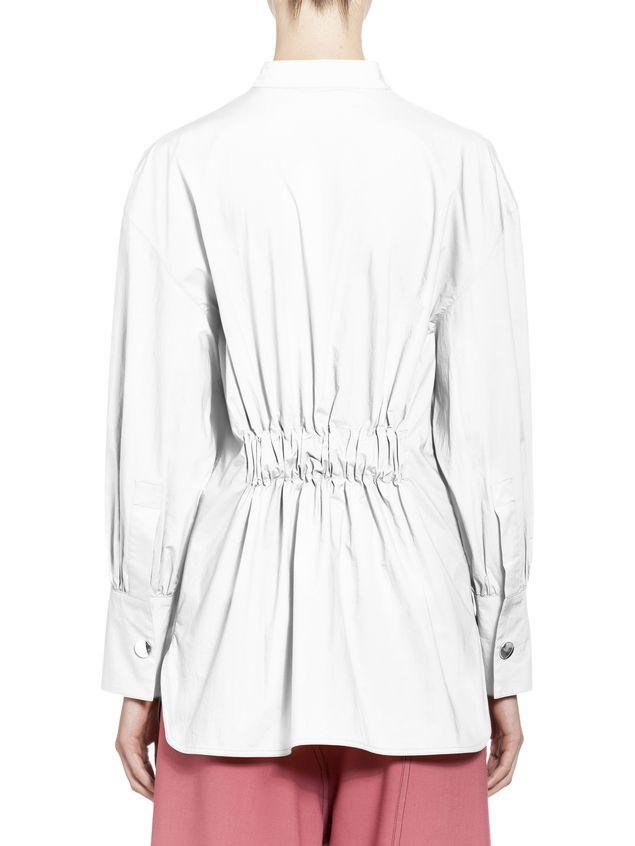 Marni Cotton poplin blouse Woman