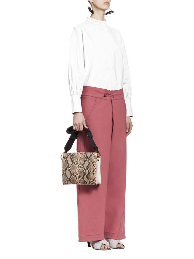 Marni Cotton poplin blouse Woman - 5