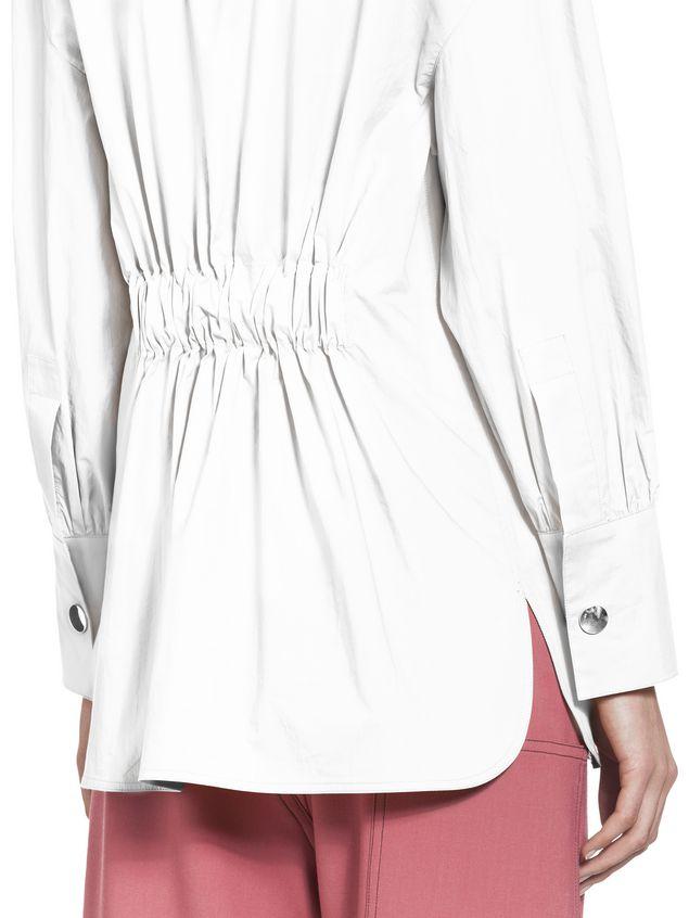 Marni Cotton poplin blouse Woman - 4