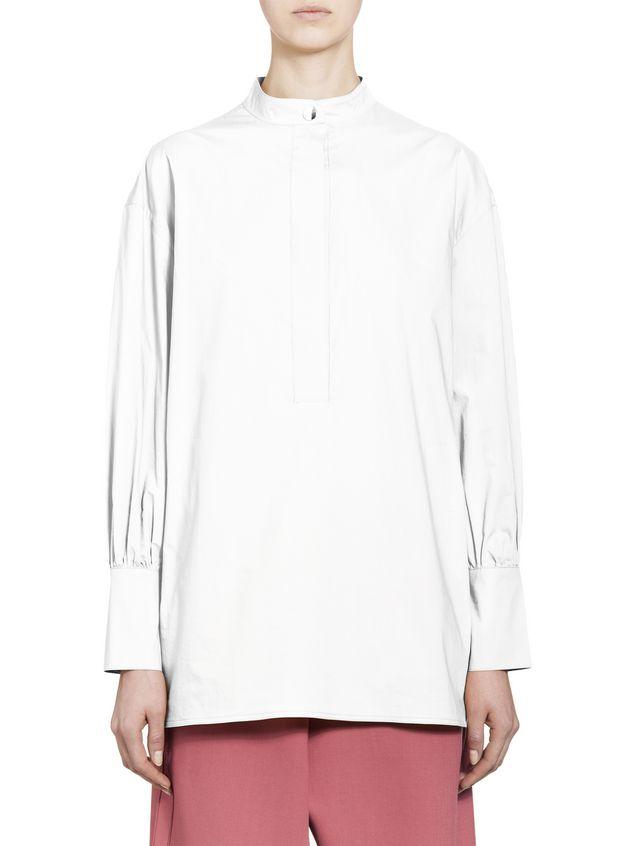 Marni Cotton poplin blouse Woman - 1
