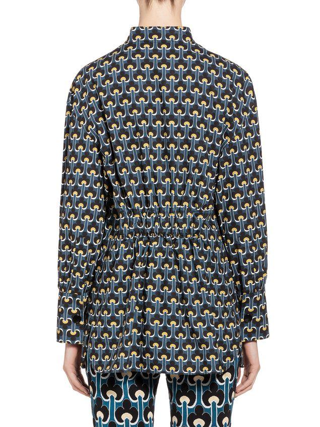 Marni Cotton poplin blouse Portrait Woman